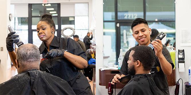 The Ultimate Barber slide 5