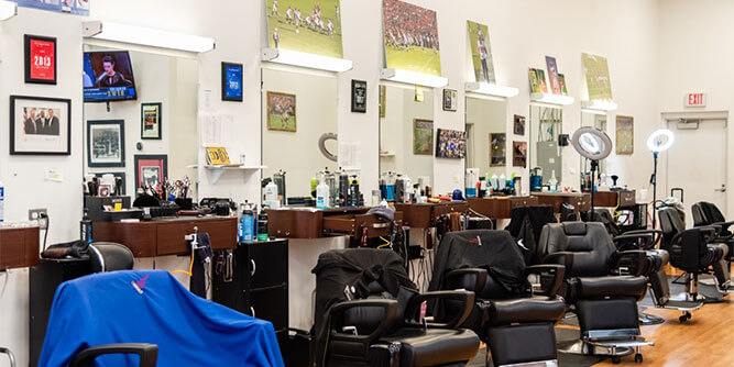 The Ultimate Barber slide 9