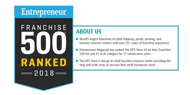 The UPS Store slide 1