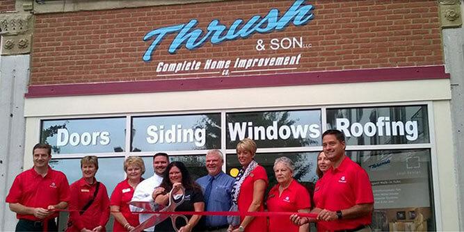 Thrush & Son - Complete Home Improvement  slide 1