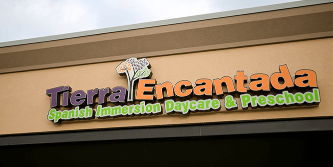 Tierra Encantada - Spanish Immersion Daycare and Preschool slide 2