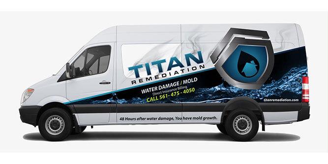 Titan Remediation slide 1
