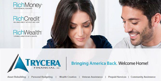 Trycera Financial slide 1