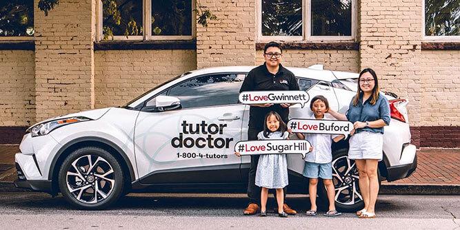 Tutor Doctor slide 4