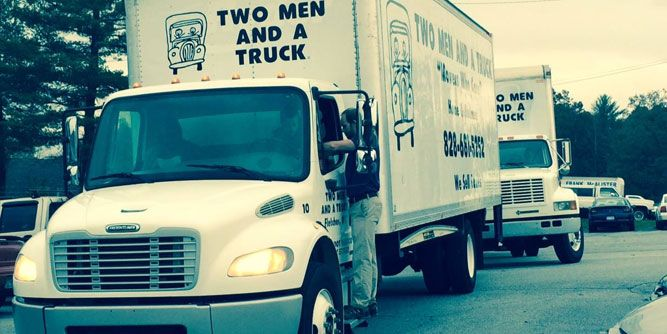 Two Men and a Truck slide 4