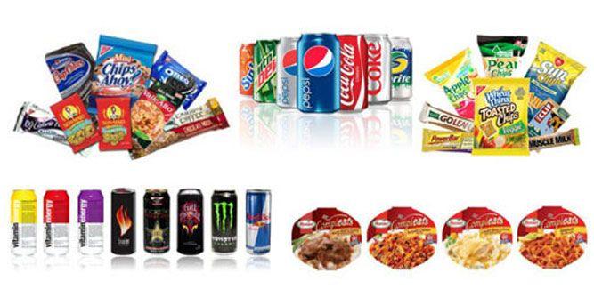 United Marketing / Soda & Snack Vending slide 1