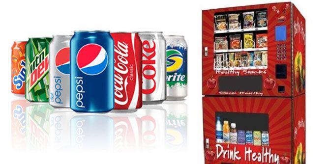 United Marketing / Soda & Snack Vending slide 2