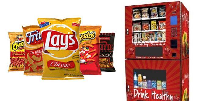 United Marketing / Soda & Snack Vending slide 4