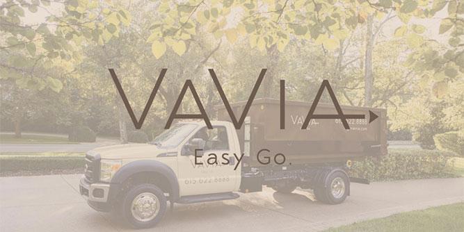 VaVia - Become a Dumpster Rental Franchisee slide 1