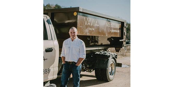 VaVia - Become a Dumpster Rental Franchisee slide 2