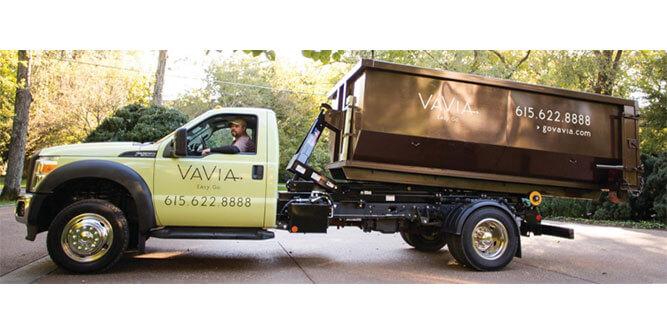 VaVia - Become a Dumpster Rental Franchisee slide 7