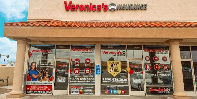Veronica's Insurance slide 8