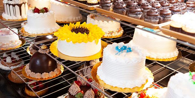 Vicky Bakery slide 1