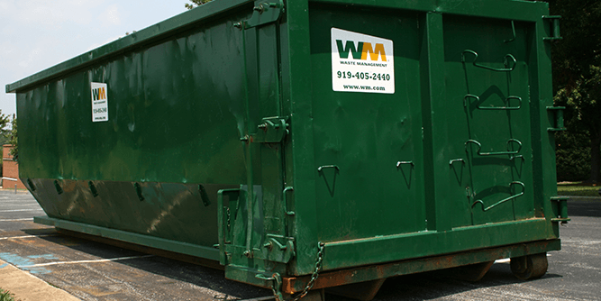 We Clean Dumpsters slide 4
