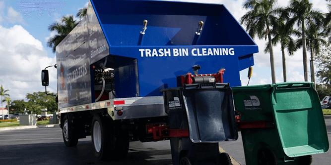 We Clean Dumpsters slide 5