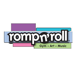 Romp n' Roll - Gym. Art. Music.