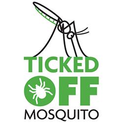 Ticked Off Mosquito