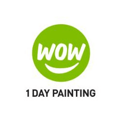 Wow 1 Day! Painting