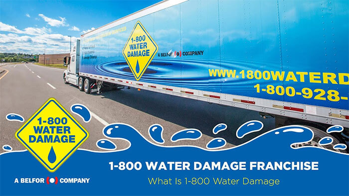 What Is 1-800 Water Damage
