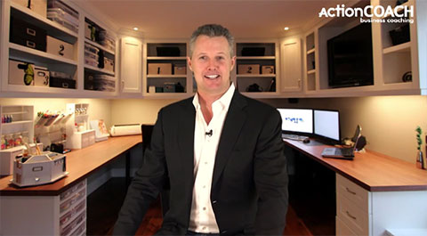Brad Sugars, Chairman / Founder of ActionCoach