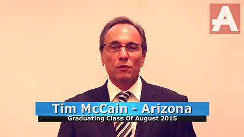 Tim McCain - Arizona