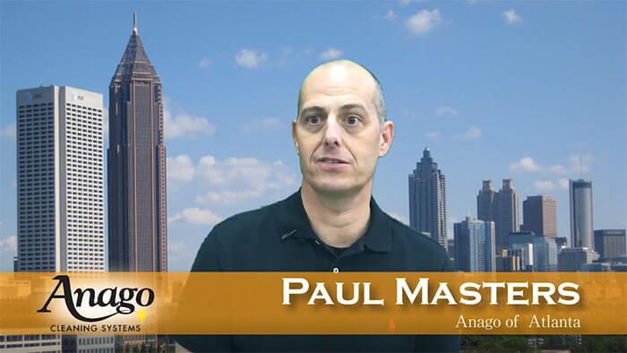Franchisee Paul Masters of Atlanta