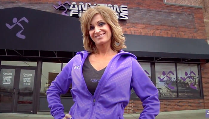 Franchisee Success Story - Paige Peterson | Anytime Fitness