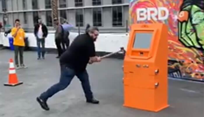 BASH Bitcoin ATMs Demo