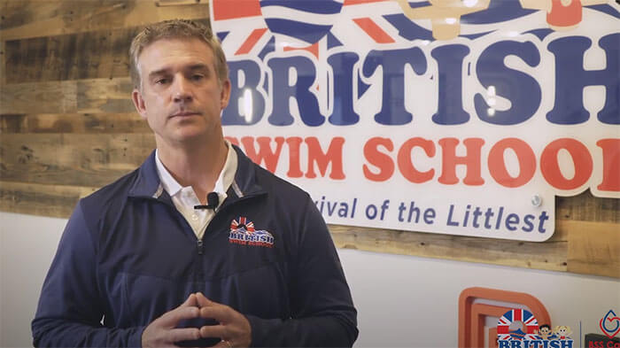 British Swim School Cares Campaign