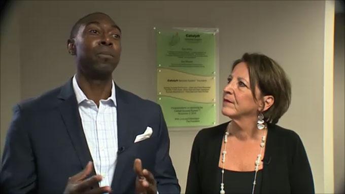 Why I became a Catalyft Coach - Kwame Warner
