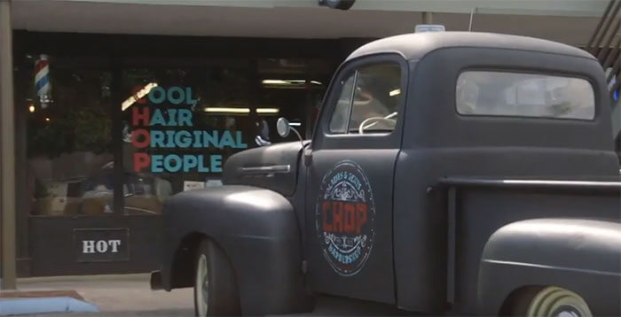 Chop Barbershop Franchise Video