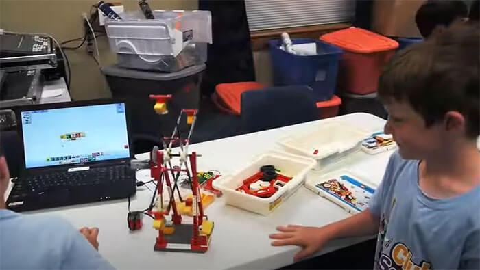 Club SciKidz Science STEM Summer Camps Overview