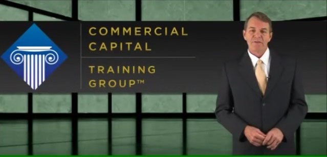 Commercial Capital Training Group - Own your own commercial finance business