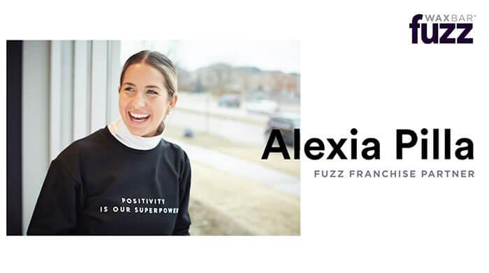 Fuzz Wax Bar Franchisee Testimonial - Alexia