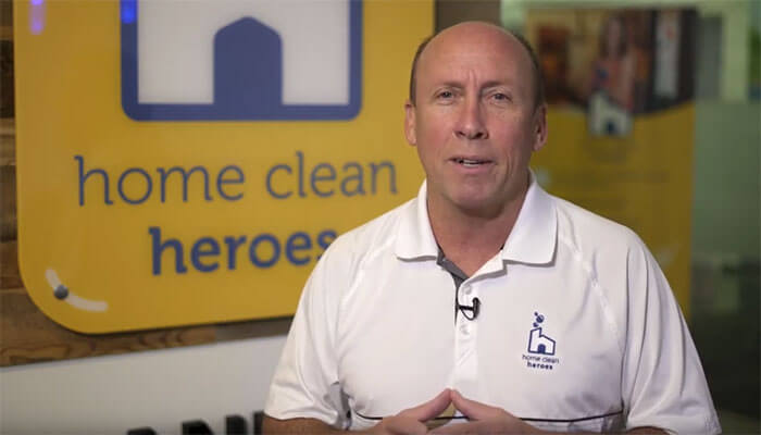 Home Clean Heroes Franchise Opportunity Introduction