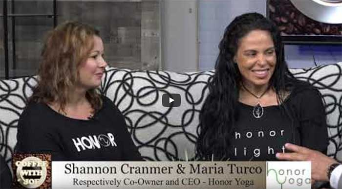 RVN TV Interview w/ Maria Turco and Shannon Cranmer