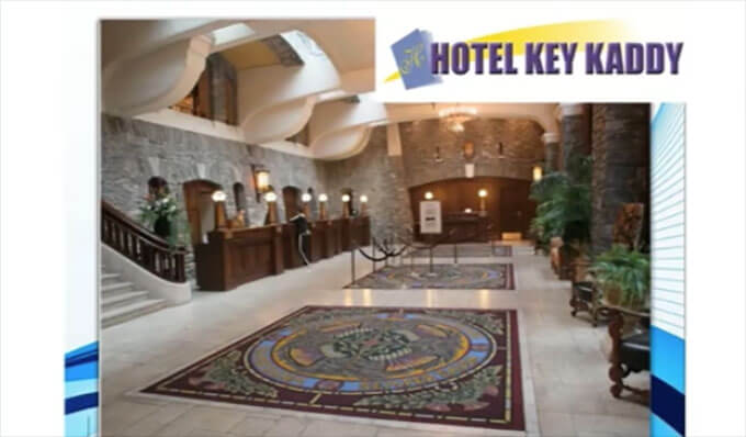 Hotel Key Kaddy Opportunity