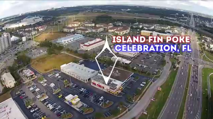 Island Fin Poke Franchisee Video