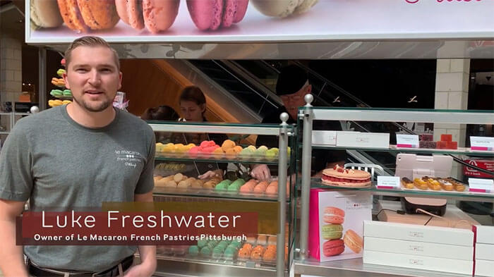 Pittsburgh Mobile Kiosk Interview - Luke Freshwater
