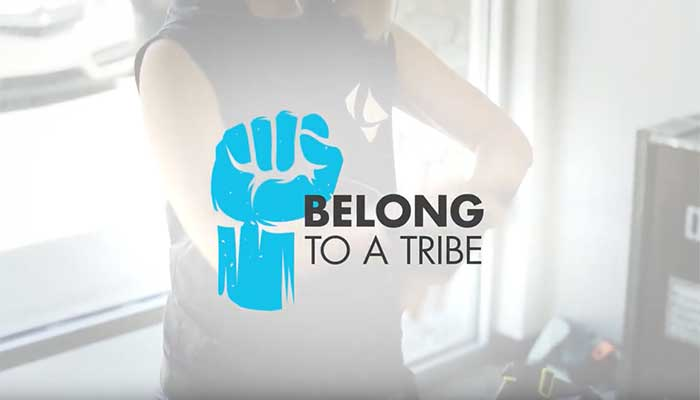 Belong to a Tribe at Legends Boxing