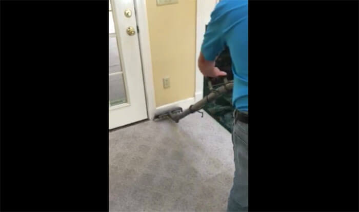 Majestic Floor Care - Carpet Cleaning