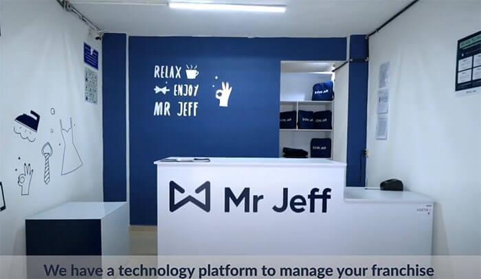 Mr Jeff Laundry Franchises