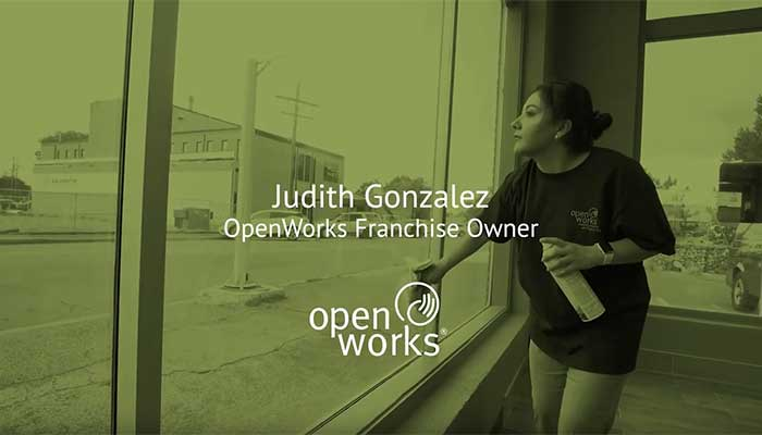 Openworks Franchise Owner: Judith Gonzalez