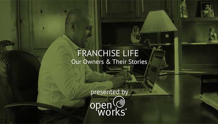 OpenWorks Franchise Owner Highlights the Benefits of Franchising