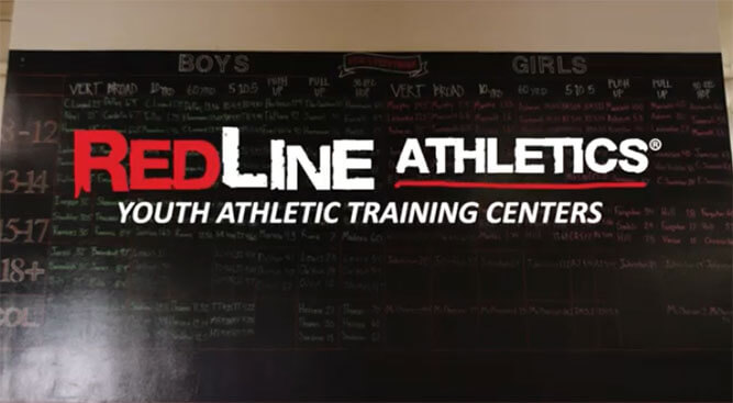 RedLine Athletics 60 Second Informational Video