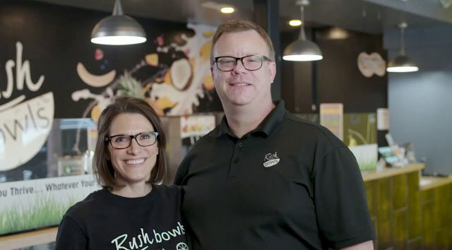 Interview with Rush Bowls Franchise Owner Kim Moroney
