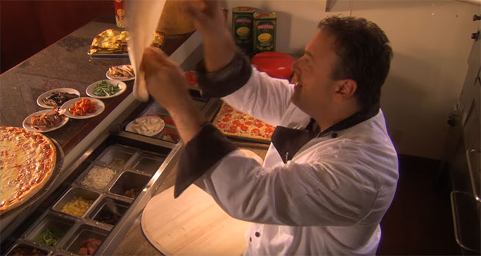 History: Russo's New York Pizzeria & Coal Fired Italian Kitchen