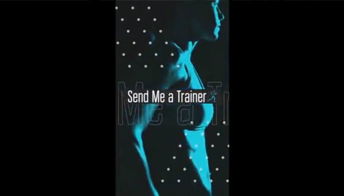 Send Me a Trainer App
