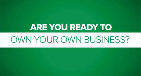 Own your own business with ShelfGenie