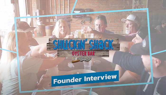 The Story behind the Shuckin'
